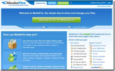 Condividere file online in privato