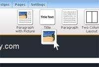 Creare sito automaticamente